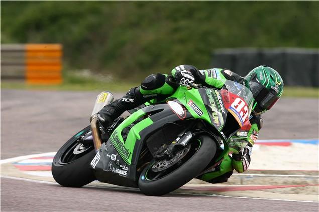 Danny Buchan to ride in European Superstock