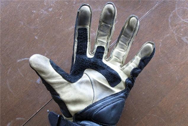 Used Review: Kushitani Daiki gloves