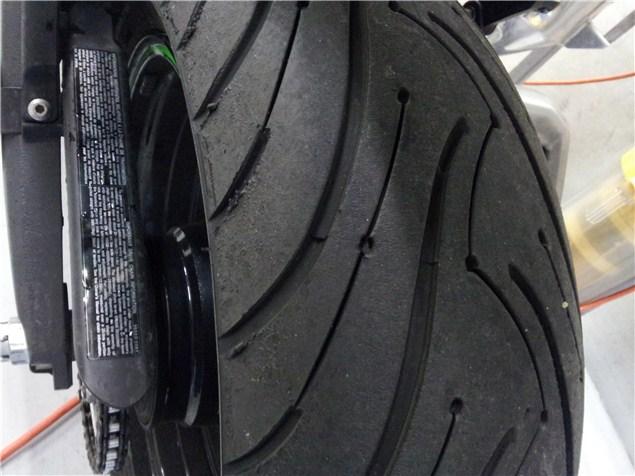 Michelin Pilot Road 3 1800-mile tyre review