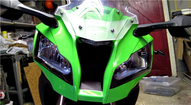 5 things I've learned about my 2011 ZX-10R