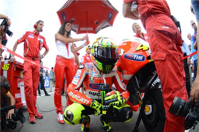 Rossi: Radiation will stop me going to Japan