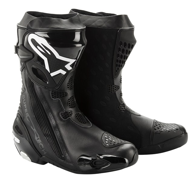 New: Alpinestars Supertech R boots