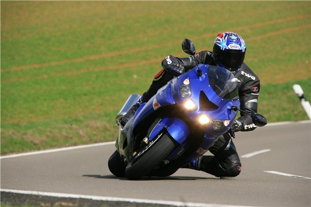 2012 ZZR1400 coming on October 10