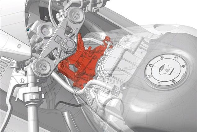 2012 Honda Fireblade released