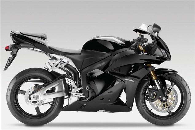 2012 Honda CBR600RR revealed