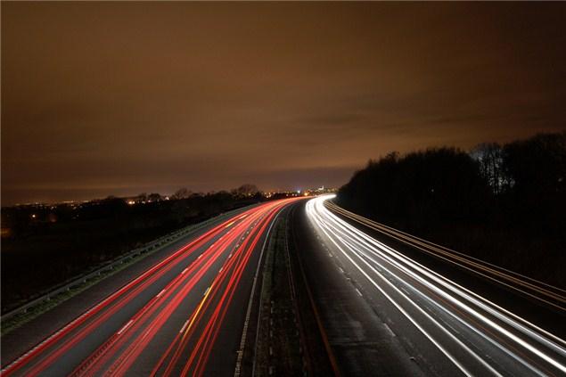 Motorway speed limit rising to 80mph