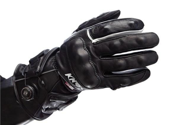 New: Knox Zero OutDry gloves