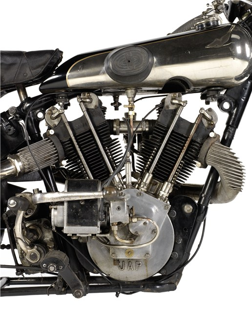 Another Brough Superior goes up for auction