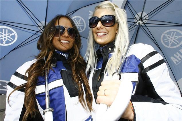 MotoGP grid girl gallery: Phillip Island 2011