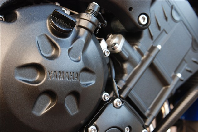 Tested: Yamaha Fazer8 ABS