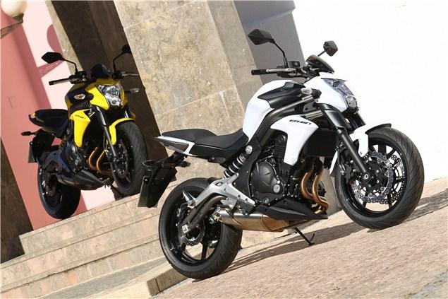 First Ride 2012 Kawasaki ER 6n Review