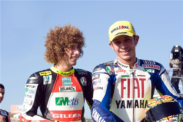 Rossi: Simoncelli was like a brother