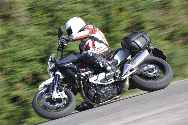 First Ride: Husqvarna Nuda 900