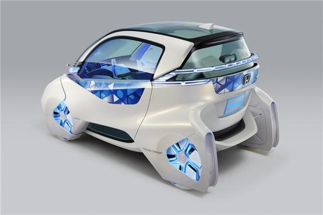 Tokyo: Honda Motor Compo