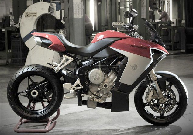 MV Agusta adventure bike concept