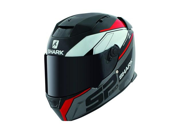 New: Shark Speed-R helmet
