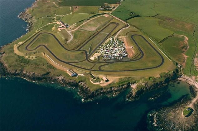 MotoGP circuit being built in Wales?