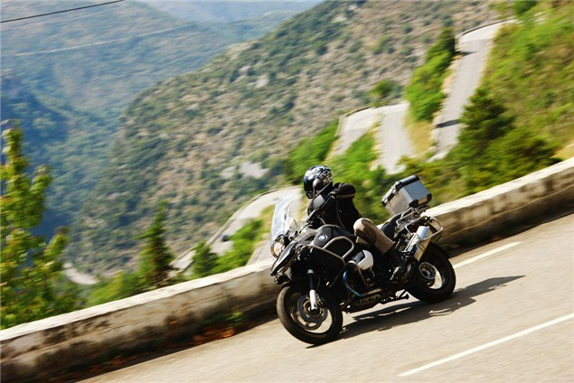 The definitive motorcycle bucket list
