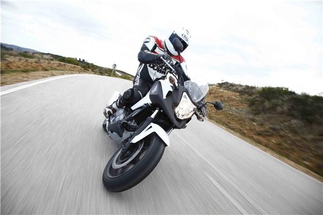 First Ride: Honda NC700X review