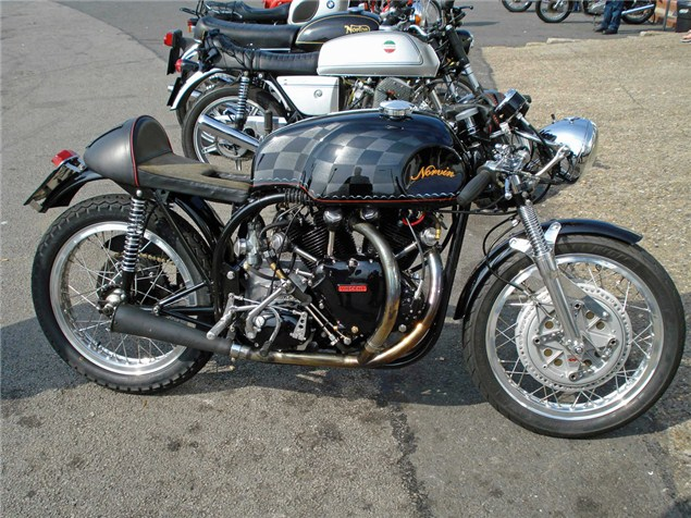 Classic bikers boxed out of Oxford