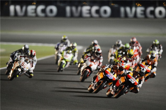 Official: 2012 MotoGP calendar dates