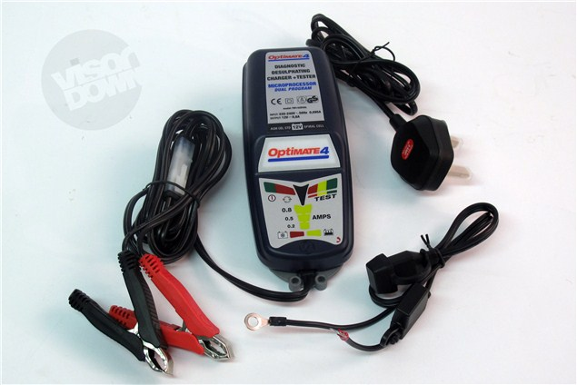 7 Motorcycle Battery Chargers