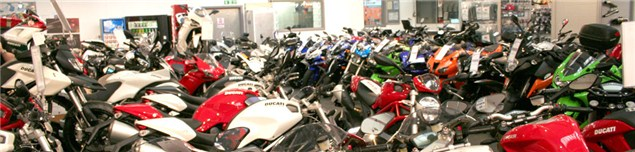 UK bikers move to Adventure bikes in 2011