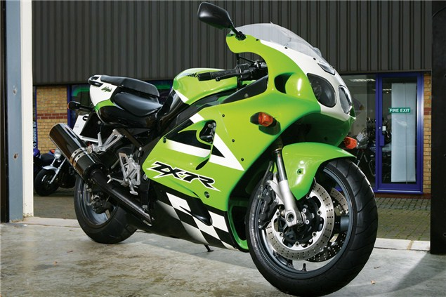 Buyer's Guide Review: Kawasaki ZX-7R