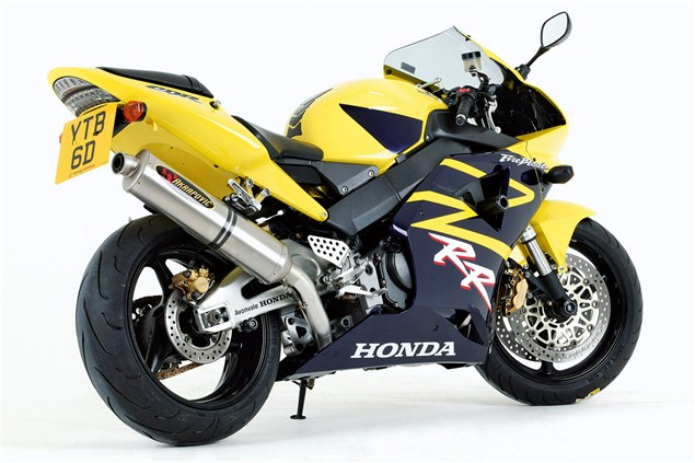 Buyer's Guide: Honda CBR900RR Fireblade