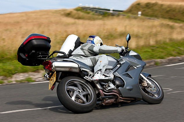 How to go motorcycle touring