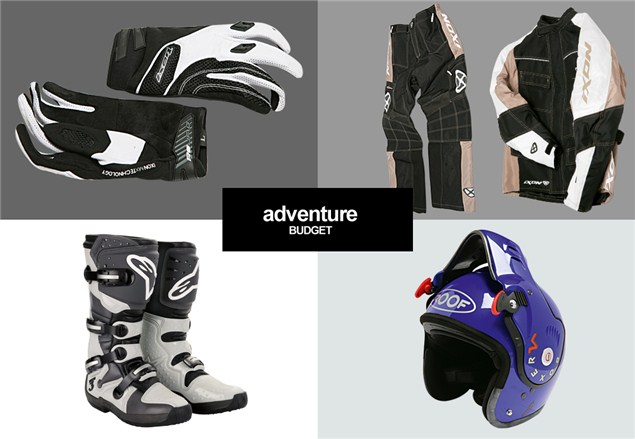 Adventure Riding Gear Budget Amp Expensive Visordown