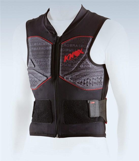 New: Knox Track Vest