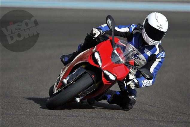 First Ride: Ducati 1199 Panigale S review