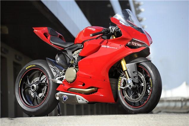 Electronically speaking: Ducati 1199 Pan... | Visordown