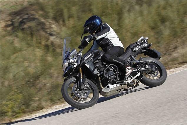 First Ride: Triumph Tiger Explorer 1200 review