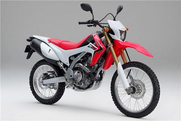 Honda confirms CRF250L for UK
