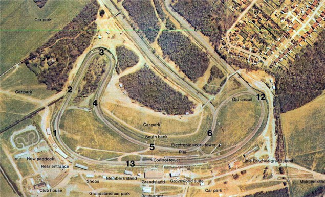Major alterations to Brands Hatch approved