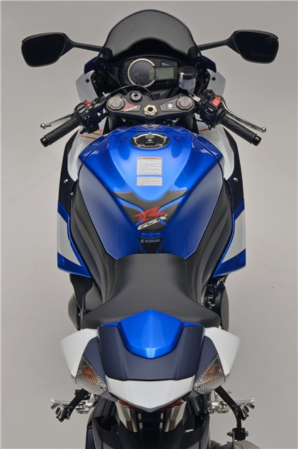 Cheaper Sports Pack for your 2012 GSX-R1000