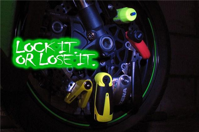 Showcase: Disc locks