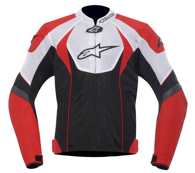 New: Alpinestars T-GP R Air jacket