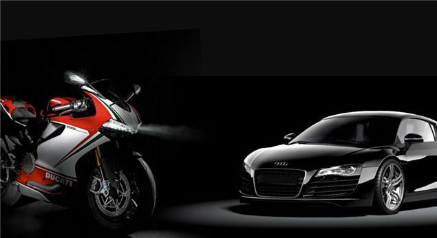 Official: Audi buys Ducati