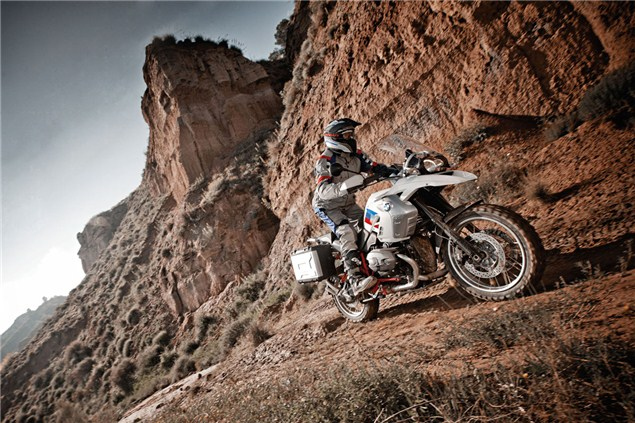 BMW R1200GS tops first quarter sales