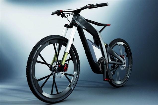 Could Audi's e-bike become a Ducati?