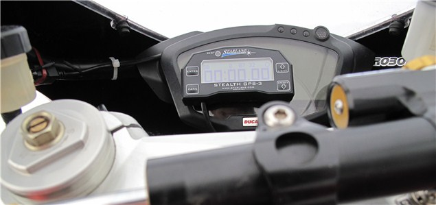 Used: Starlane Stealth GPS-3 lap timer review