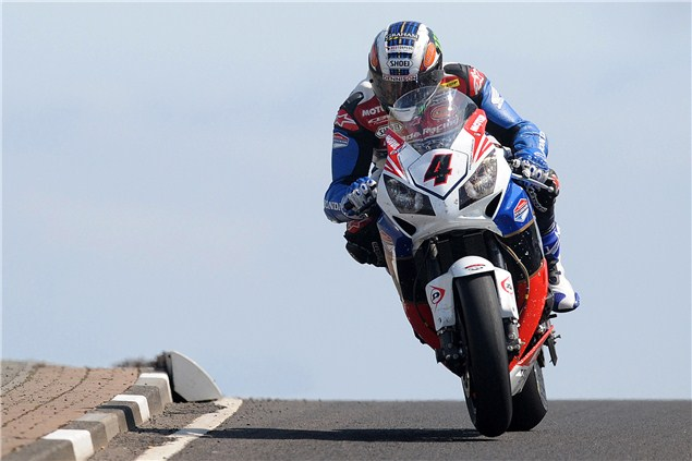 2012 NW200 full race results