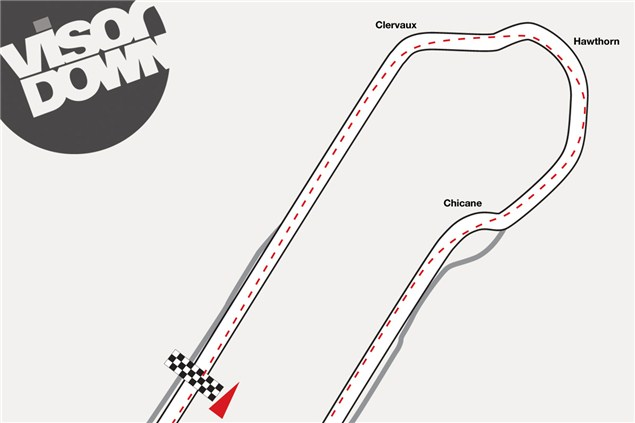 Motorcycle Track Guide: Croft