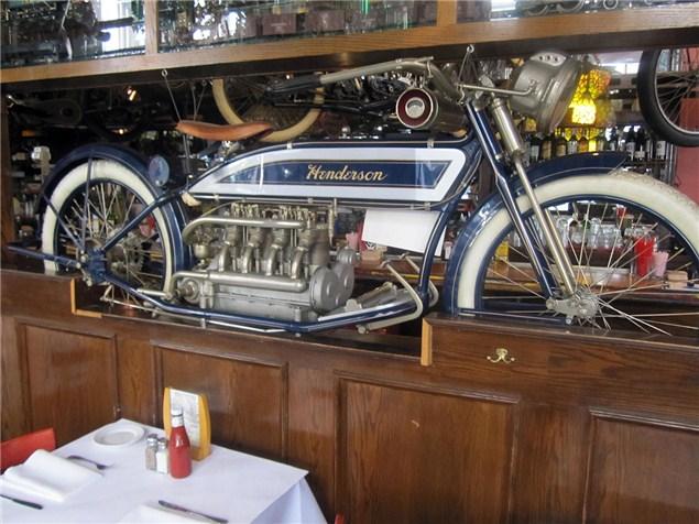'Eddie Rickenbacker' motorcycles under the hammer