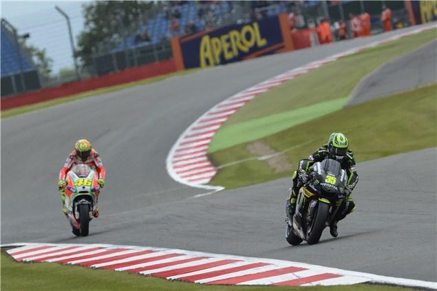 Crutchlow: 'Good shout at a Yamaha factory ride'