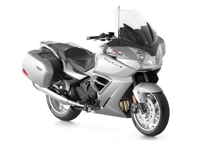 Revealed: 2013 Triumph Trophy 1200