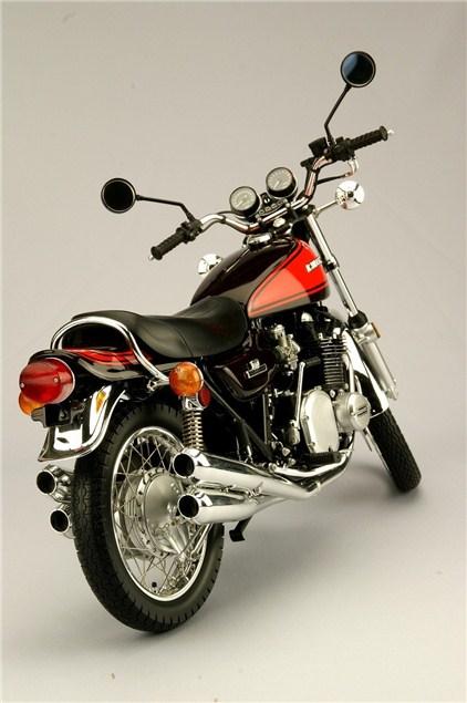 New 1972 Kawasaki Z1 only £720